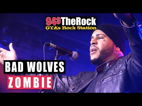Bad Wolves - Zombie (Acoustic)