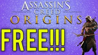 How To Get Assassin's Creed Origins For FREE on PC! [Windows 7,8,10] [Voice Tutorial]