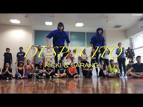 Despacito - Luis Fonsi ft. Daddy Yankee & Justin Bieber | Dance Cover | Ricki & Sarang