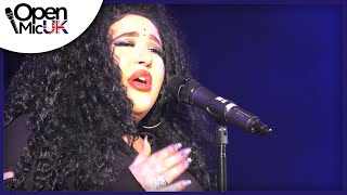 AND I AM TELLING YOU - JENNIFER HUDSON performed by SHANAYA at the Grand Final of Open Mic UK