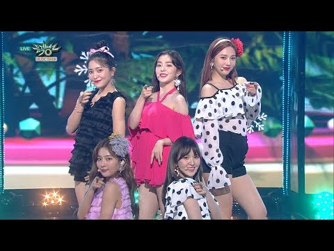 Red Velvet - With Youㅣ레드벨벳 - 한 여름의 크리스마스 [Music Bank Ep 941]