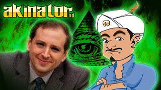 The Akinator Is Good.. But Can He Find Scott Cawthon?!