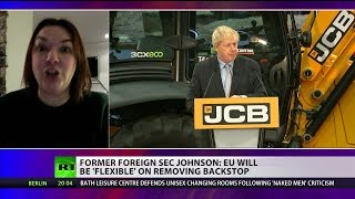Boris Johnson: EU will be