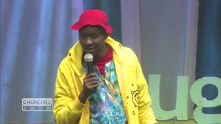 Jasper Murume - My Experience With Nairobi Thieves