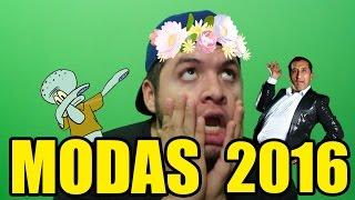 MODAS RIDICULAS 2016