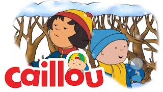 Caillou - Snowflakes  (S04E06) | Cartoon for Kids