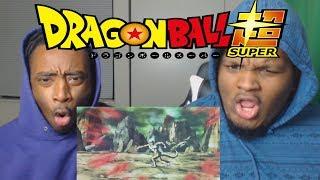 Dragon Ball Super Episode 124 REACTION!