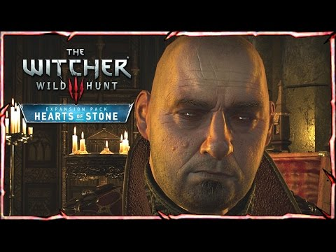 Witcher 3: Geralt Sides with Horst and Lets him Live - Maximilian Borsodi's House (Hearts of Stone)