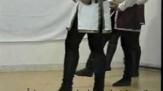 آموزش رقص آذری درس 5