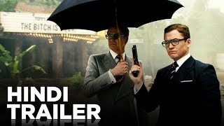 Kingsman: The Golden Circle | Official Hindi Trailer | Fox Star India | September 22