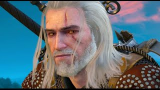 The Witcher 3 Blood and Wine All Cutscenes (Game Movie) Full Story 1080p HD