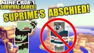 SUPRIME SCHLIEßT seinen YouTube Kanal! - Der Abschied von SuprimeGames | ungespielt
