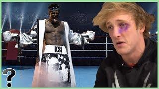 What If KSI Beats Logan Paul?