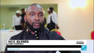 RDC : Mick Elysée ou la gastronomie made in Congo