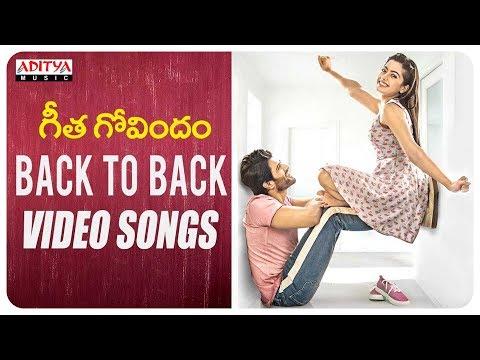 Xxx Mp4 Geetha Govindam Back To Back Video Songs Vijay Devarakonda Rashmika Mandanna Gopi Sundar 3gp Sex