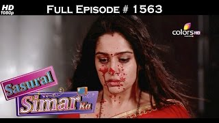 Sasural Simar Ka - 15th July 2016 - ससुराल सिमर का - Full Episode (HD)