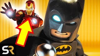10 Marvel References You Missed in Animated Movies