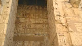 Medinet Habu, Luxor, Мединет-Абу,  معبد رمسيس الثالث , מדינת האבו