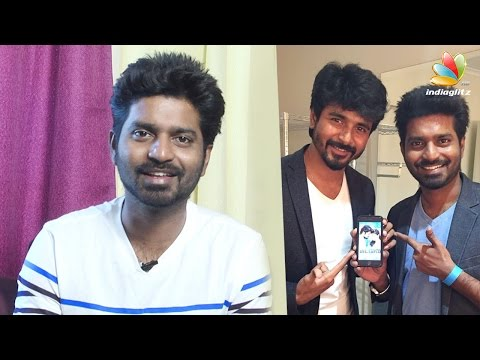 Xxx Mp4 Sivakarthikeyan Lifts Others Along With His Growth Makapa Anand Interview Kadalai Tamil Movie 3gp Sex