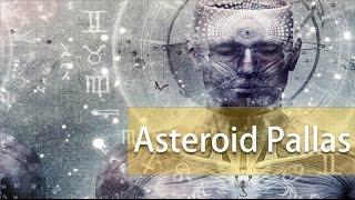 Astrology Asteroids Series | Pallas Athene | Raising Vibrations