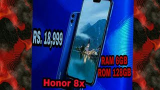 Honor 8x new phone launch  Full reviews Honor 8x