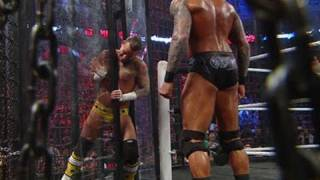 DVD Preview: Elimination Chamber - The Raw Chamber Match