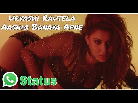 Xxx Mp4 AashiqBanayaApne Hot Urvashi Rautela New WhatsApp Status Video 2018 Download HD 3gp Sex
