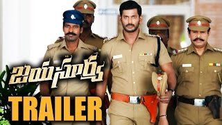 Jayasurya Movie First Look Teaser | Official | HD | Vishal | Kajal Agarwal - Gulte.com