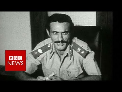 Xxx Mp4 Ali Abdullah Saleh Why His Death Is A Big Deal For Yemen BBC News 3gp Sex