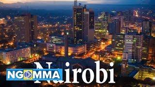 Juacali - Karibu Nairobi (Lyric-Video)