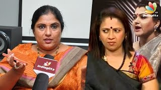 Is 'Midnight Masala' good, since they have a high TRP? : Sripriya Interview | Kushboo, Lakshmi