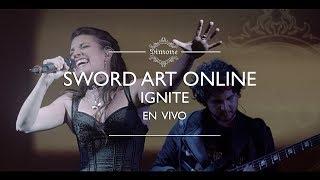 Sword Art Online / Ignite (Eir Aoi cover latino) En vivo
