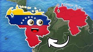 Venezuela Geography/Venezuela Country States