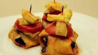 Köfteli İslim Kebabı Tarifi - Patlıcan Kürdan Kebabı Nasıl Yapılır