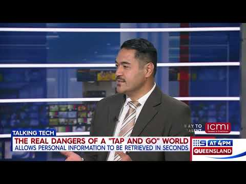 Technology & Innovation: Lani Refiti - IoTSec Australia CEO Lani Reftiti on scamming credit cards