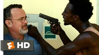 Captain Phillips (2013) - Kidnapped Captain Scene (6/10)   Movieclips