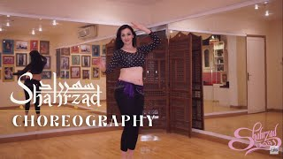 Shahrzad Choreography: Mejence by 4 challenge day 6