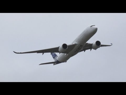 Airbus - A350 XWB - Trailer - Advertisement