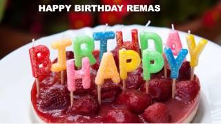 Remas   Cakes Pasteles - Happy Birthday