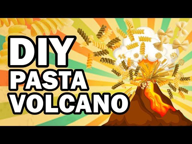 DIY Pasta Vulkan- Corinne Vs Kochen