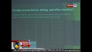SONA: Ilang VCM, nagta-transmit na umano ng boto bago ang eleksiyon - Sen. Sotto