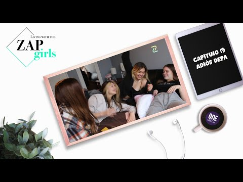 Living With the Zap Girls Capitulo 19 Adiós Depa