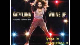 Kat DeLuna ft Elephant Man-Whine Up