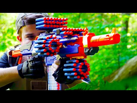 Nerf War 1 Million Subscribers