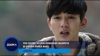 Yoo Seung-ho Jadi Pangeran Mahkota di Drama Korea Baru
