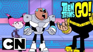 Teen Titans Go! -  Operation Tin Man (Clip 1)
