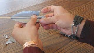 Duct Tape Survival Arrows
