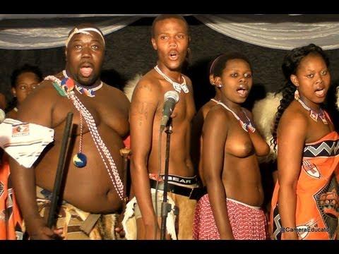 SIDLA Cultural Dance Group Swaziland Tourism