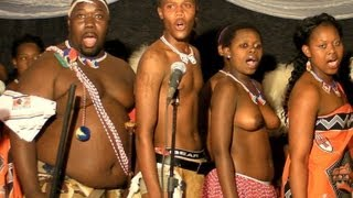 SIDLA Cultural Dance Group Swaziland Tourism