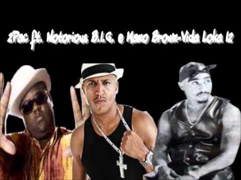2Pac ft. Notorious B.I.G. e Mano Brown-Vida Loka